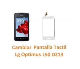 Cambiar Pantalla Táctil para Lg Optimus L50 D213 - Imagen 1