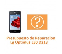 Reparar Lg Optimus Lg L50 D213 - Imagen 1