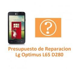 Reparar Lg Optimus Lg L65 D280 - Imagen 1
