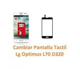 Cambiar Pantalla Táctil Lg Optimus L70 D320 - Imagen 1