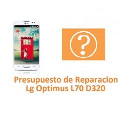 Reparar Lg Optimus Lg Optimus L70 D320 - Imagen 1