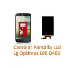 Cambiar Pantalla Lcd Lg Optimus L90 D405 - Imagen 1