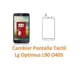 Cambiar Pantalla Táctil Lg Optimus L90 D405 - Imagen 1