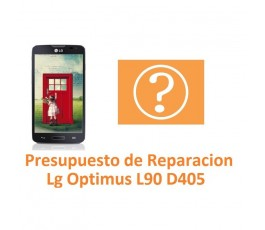 Reparar Lg Optimus Lg L90 D405 - Imagen 1