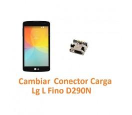 Cambiar Conector Carga Lg L Fino D290N - Imagen 1