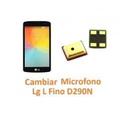 Cambiar Micrófono Lg L Fino D290N - Imagen 1