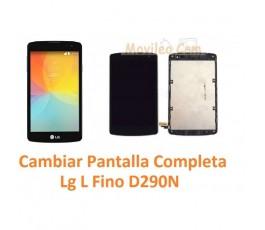Cambiar Pantalla Completa con Marco Lg L Fino D290N - Imagen 1