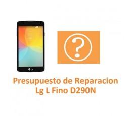 Reparar Lg Optimus Lg L Fino D290N - Imagen 1