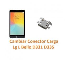 Cambiar Conector Carga Lg L Bello D331 D335 - Imagen 1