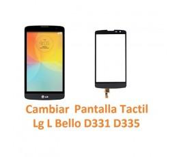 Cambiar Pantalla Táctil Lg L Bello D331 D335 - Imagen 1