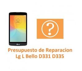 Reparar Lg Optimus Lg L Bello D331 D335 - Imagen 1