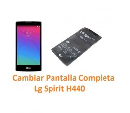 Cambiar Pantalla Completa Lg Spirit H440 - Imagen 1