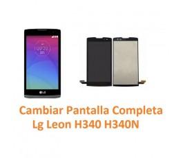Cambiar Pantalla Completa Lg Leon H340 H340N - Imagen 1