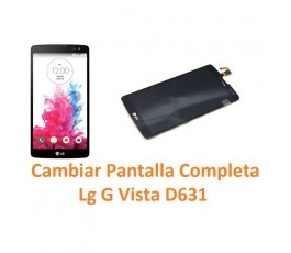 Cambiar Pantalla Completa Lg G Vista D631 - Imagen 1