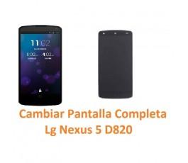 Cambiar Pantalla Completa Con Marco Lg Nexus 5 D820 - Imagen 1