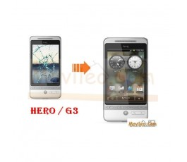 CAMBIAR PANTALLA TACTIL HTC HERO / G3 - Imagen 1