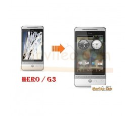 CAMBIAR PANTALLA LCD HTC HERO / G3 - Imagen 1