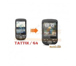 CAMBIAR PANTALLA TACTIL HTC TATTOO / G4 - Imagen 1