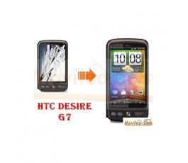 CAMBIAR PANTALLA LCD HTC DESIRE G7 - Imagen 1