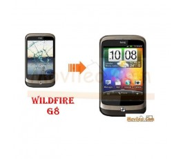 CAMBIAR PANTALLA TACTIL HTC WILDFIRE G8 - Imagen 1