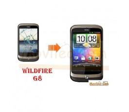 CAMBIAR PANTALLA TACTIL HTC WILDFIRE G8 - Imagen 1
