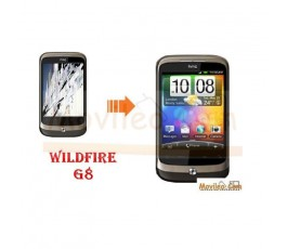 CAMBIAR PANTALLA LCD HTC WILDFIRE G8 - Imagen 1