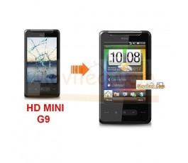 Cambiar la pantalla tactil (cristal) de Htc Hd Mini G9 - Imagen 1