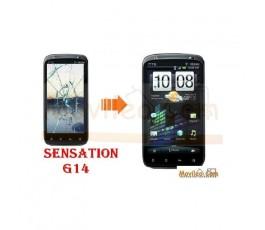 CAMBIAR PANTALLA TACTIL HTC SENSATION G14 - Imagen 1