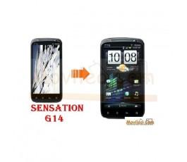 CAMBIAR PANTALLA LCD HTC SENSATION G14 - Imagen 1