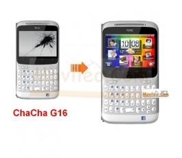 Cambiar Pantalla LCD (display) Htc ChaCha G16 - Imagen 1