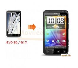 CAMBIAR PANTALLA LCD HTC EVO 3D G17 - Imagen 1