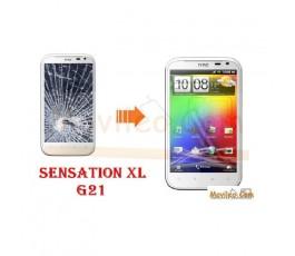 CAMBIAR PANTALLA COMPLETA HTC SENSATION XL G21 - Imagen 1