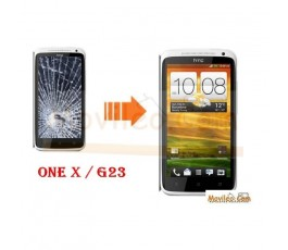 CAMBIAR PANTALLA COMPLETA HTC ONE X / G23 - Imagen 1