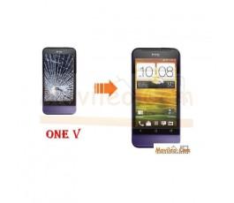 CAMBIAR PANTALLA COMPLETA HTC ONE V G24 - Imagen 1