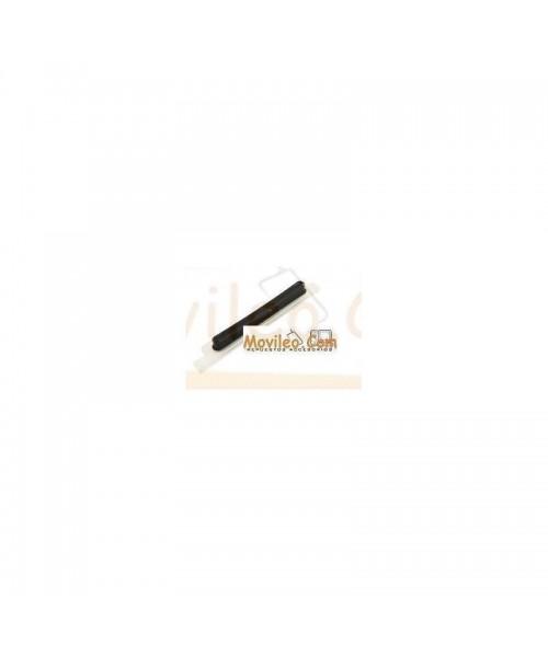 Tecla de Volumen negra para Sony Xperia S, LT26I - Imagen 1