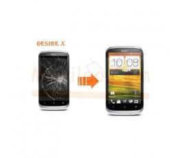 CAMBIAR PANTALLA COMPLETA HTC DESIRE X - Imagen 1