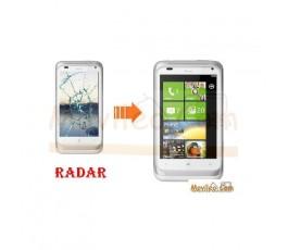 CAMBIAR PANTALLA TACTIL HTC RADAR C110E - Imagen 1