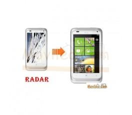 CAMBIAR PANTALLA LCD HTC RADAR C110E - Imagen 1