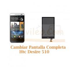 Cambiar Pantalla Completa Htc Desire 510 - Imagen 1