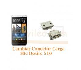 Cambiar Conector Carga Htc Desire 510 - Imagen 1
