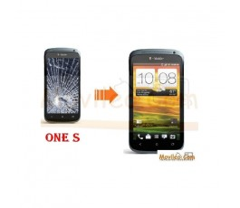 CAMBIAR PANTALLA COMPLETA HTC ONE S - Imagen 1