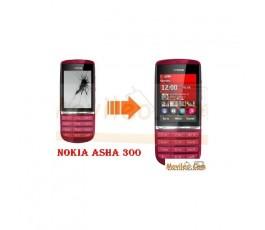 CAMBIAR PANTALLA LCD NOKIA ASHA 300 - Imagen 1