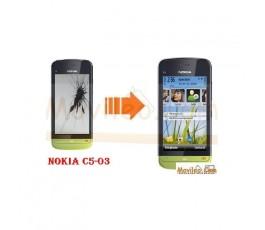 CAMBIAR PANTALLA LCD NOKIA C5-03 - Imagen 1