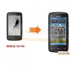 CAMBIAR PANTALLA LCD NOKIA C6-01 - Imagen 1
