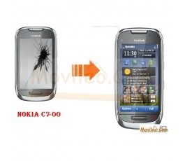 CAMBIAR PANTALLA LCD NOKIA C7 - Imagen 1