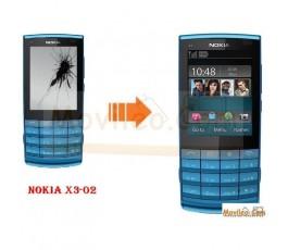 CAMBIAR PANTALLA LCD NOKIA X3-02 - Imagen 1
