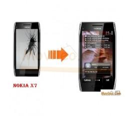 CAMBIAR PANTALLA LCD NOKIA X7 - Imagen 1
