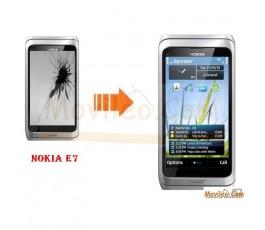 CAMBIAR PANTALLA LCD NOKIA E7 - Imagen 1