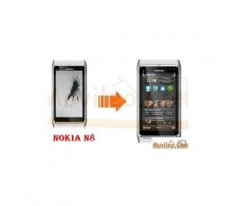 CAMBIAR PANTALLA LCD NOKIA N8 - Imagen 1
