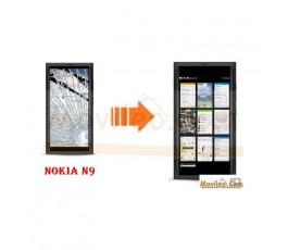 CAMBIAR PANTALLA COMPLETA NOKIA N9 - Imagen 1